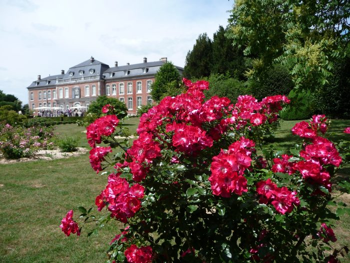 Gartenzauber auf Schloss HEX