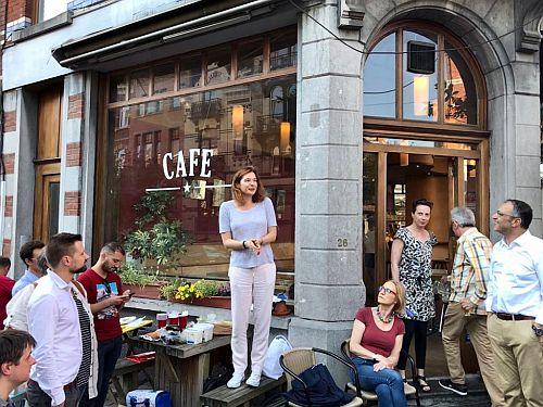 Belgische Kommunalwahlen und wie Nicht-Belgier sich engagieren können