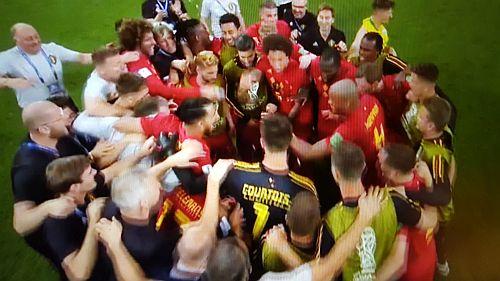 Ein Sieg für ganz Belgien
