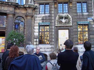 Belgieninfo Karl Marx In Brüssel