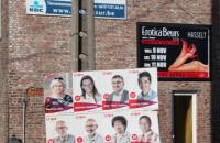 Plakativer Wahlkampf