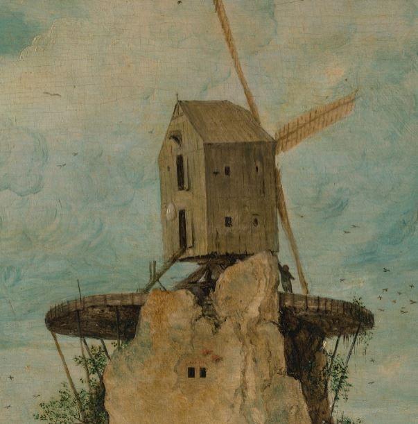 Pieter Bruegel der Ältere digital: Ein Augenschmaus zum 450. Todestag des Meisters