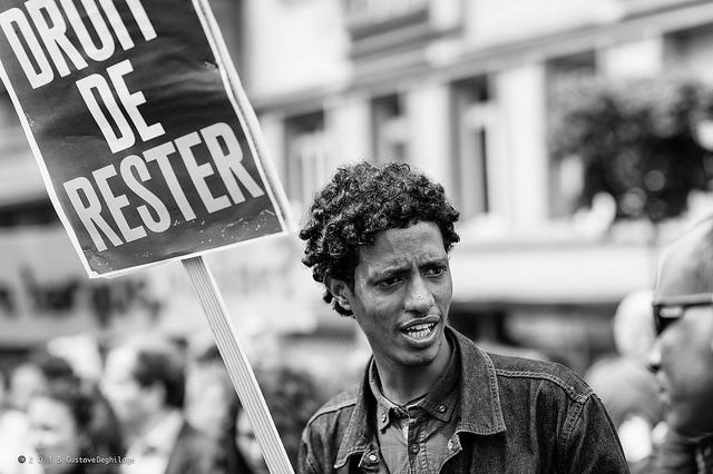 Fakten und Debatten über Flüchtlingspolitik in Belgien und Deutschland