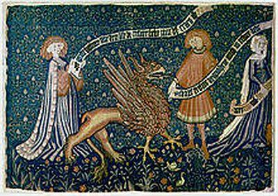 Enghien und die Geschichte der Wandteppiche