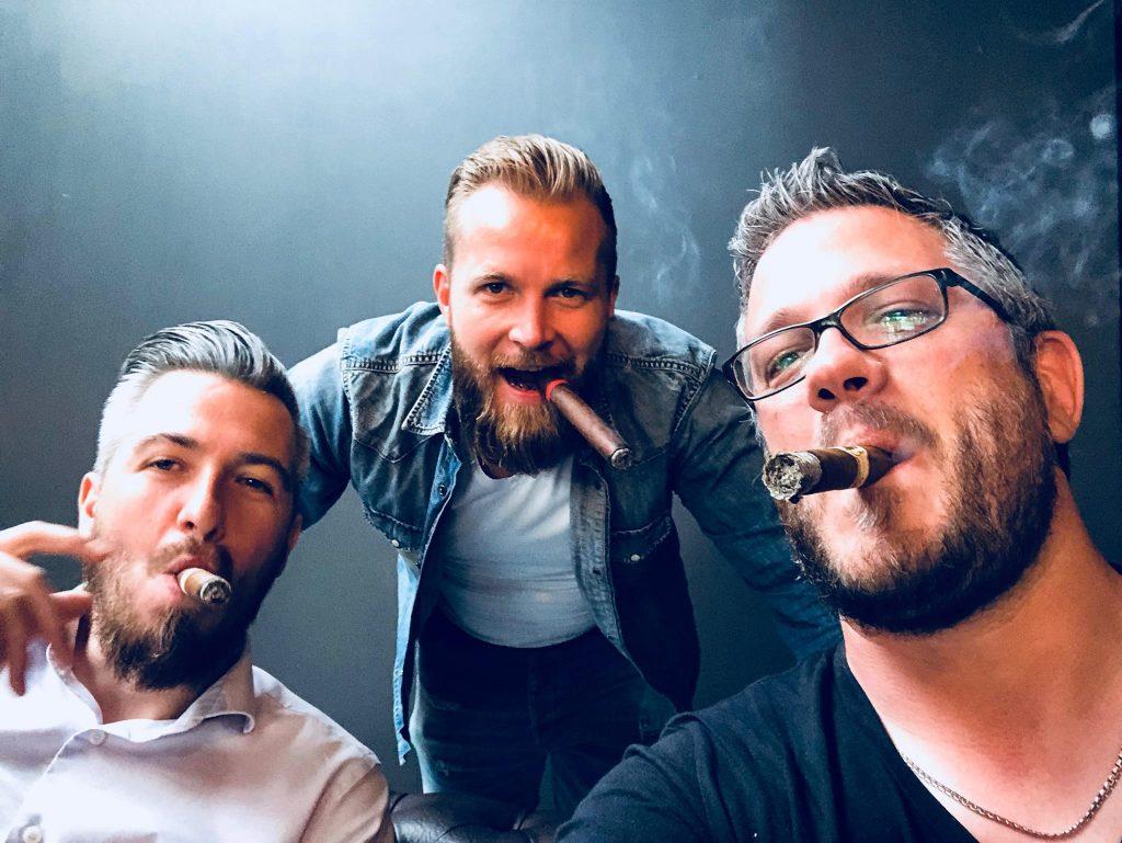 Die Zigarren-Lounge – der neue Trend