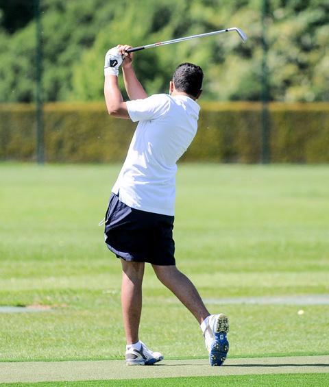 Schnuppertage für Golf in Belgien