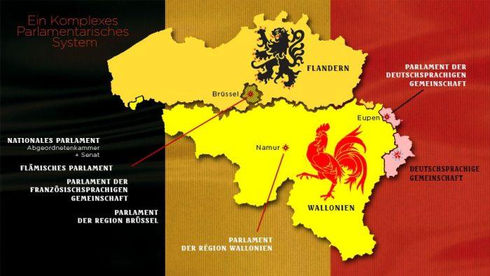 """""""Belgien hat gewählt"""""""