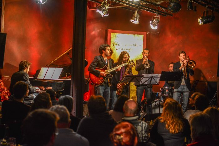 Jazz aus Belgien: Nicolas Loozen 7tet – Getting Mad