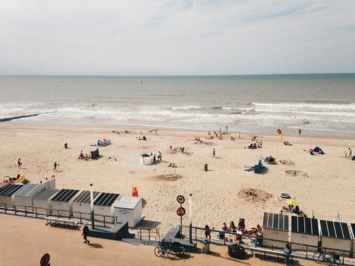 Ein Sommer in Ostende