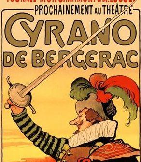 Cyrano de Bergerac in Villers la Ville