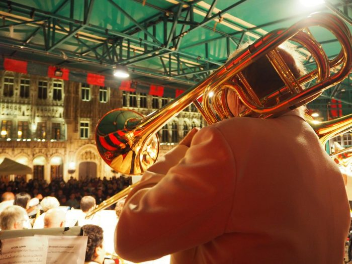 Big Band Festival in Brüssel