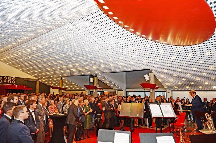 Der Tag der Deutschen Einheit, ein tolles Fest