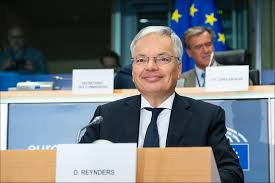 Reynders kann EU-Justizkommissar werden