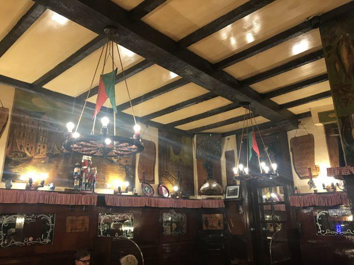"""""""Au Vieux Bruxelles"""": Traditionelle Brüsseler Brasserie mit deutschem Einfluss"""
