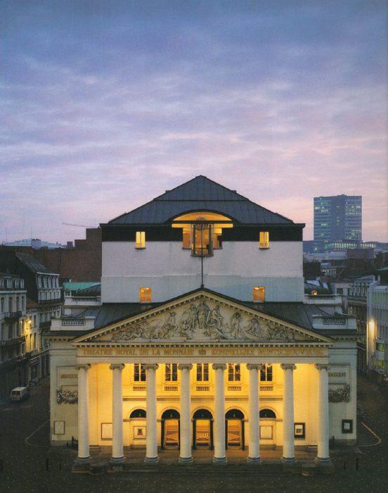Hommage zum 200. Geburtstag von Jacques Offenbach- Brüsseler Oper spielt Hoffmanns Erzählungen