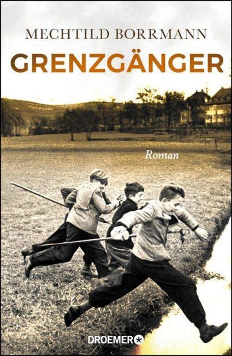 """Buchempfehlung – Roman """"Grenzgänger"""""""