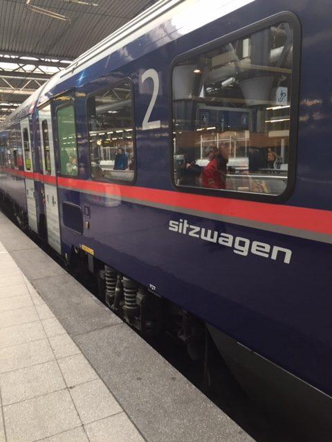 Der neue Nachtzug Wien-Brüssel