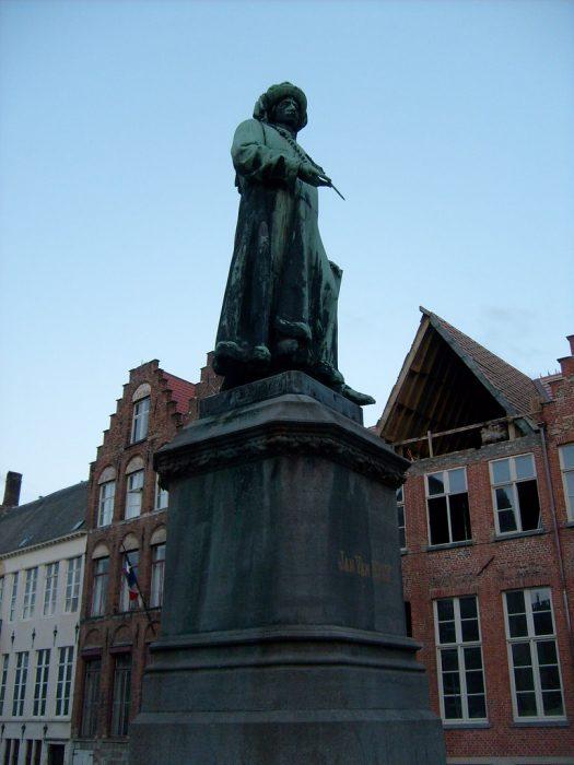 Van Eyck – Burgundisches Farbenspiel