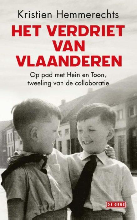 """""""Het verdriet van Vlaanderen"""" Buch und Bühnenstück"""