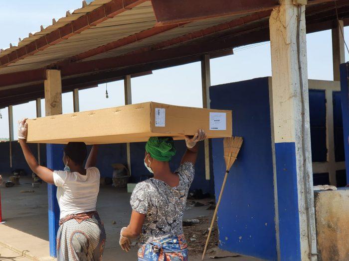 """""""Bonne arrivée"""": Mit belgischen Entwicklungshelfern in Togo"""