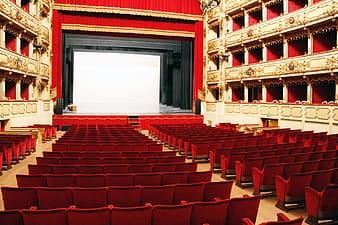 Bildschirm statt Opernbühne