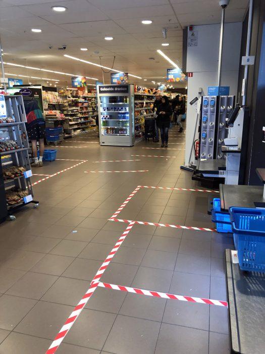 Drastische Verschärfung der Schutzvorkehrungen in Belgien