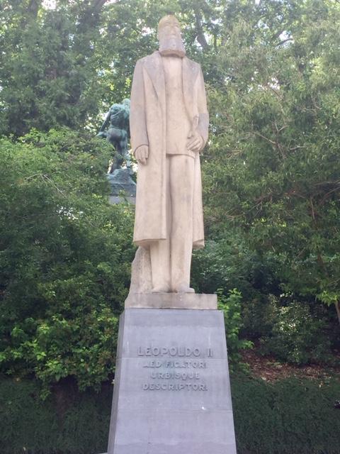 Denkmäler von Léopold II. – Steine des Anstoßes