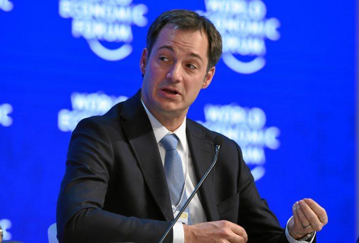 Alexander De Croo wird neuer belgischer Regierungschef