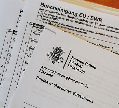 Die betriebliche Altersversorgung in Belgien und Deutschland. Was beim Wohnsitzwechsel passiert.