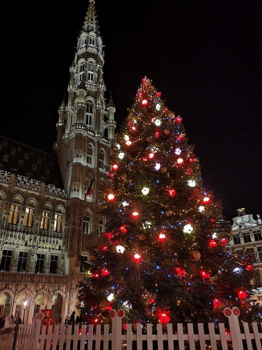 Belgische Weihnachten in Coronazeiten