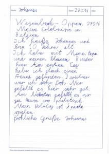 Schülertexte 19-01
